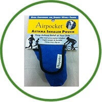 Airpocket Asthma Inhaler Pouch Review